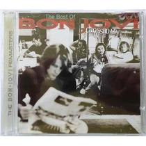 Cd Bon Jovi - Cross Road (remasters) Edição Alemã 15 Faixas