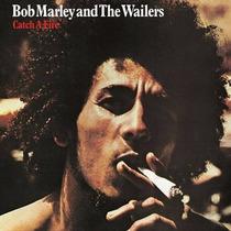 Lp Bob Marley Catch A Fire With The Wailers Importado Usa