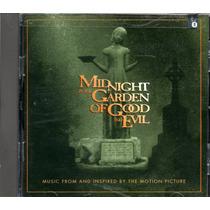 Á Meia Noite No Jardim Do Bem E Do Mal-soundtrack Cd Imp.