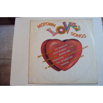 Disco De Vinil Lp Motown Love Songs Lindoooooo