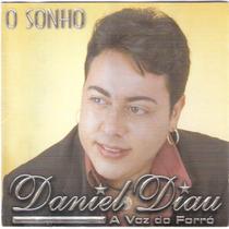 Cd Daniel Diau-o Sonho(novo/lacrado)-frete Grátis