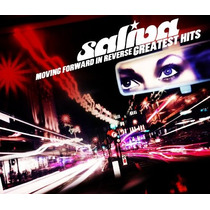 Saliva - Greatest Hits Importado ( Otimo Hard Rock )