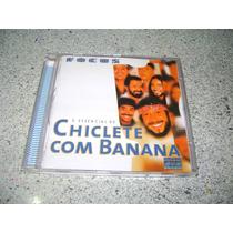 Cd - Chiclete Com Banana Focus 20 Sucessos