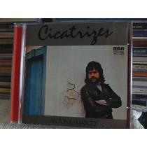 Cd - Antonio Marcos - Cicatrizes - 1974 - Raro