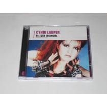 Cyndi Lauper - Seleção Essencial - Cd