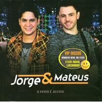 Jorge E Mateus Cd Promocional A Hora É Agora - Raro