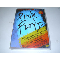 Dvd Pink Floid 02 Shows Bouton Rouge Tv Live In Atlanta 1987
