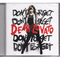Cd Demi Lovato - Don