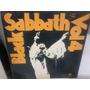Lp/disco De Vinil Black Sabbath Vol. 4