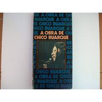 Chico Buarque - Fita K7 (box Com 03 Fitas + Livreto) - Raro