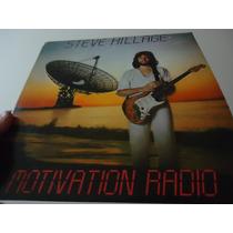 Lp - Steve Hillage - Motivation Radio - Importado