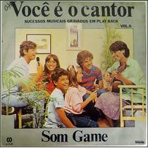 Lp / Vinil Karaokê Você É O Cantor 1985