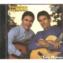 Cd Lourenco E Lourival - Terra Molhada (1998)