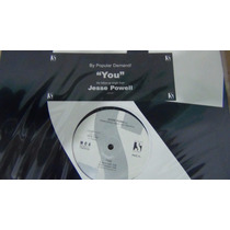 Lp Jesse Powel - You 12 Raro