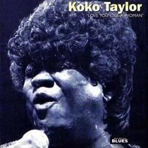 Cd - Koko Taylor - Love You Like A Woman - Lacrado