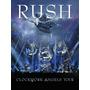 Dvd´s Rush - Clockwork Angels Tour - 2 Dvd´s (984994)