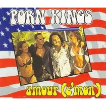 Cd Porn Kings Amour - Single 7 Faixas
