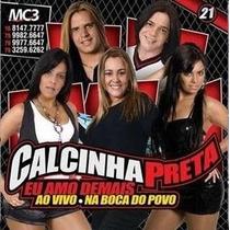 Cd Calcinha Preta Vol.21 - Ao Vivo Na Boca Do Povo (lacrado)