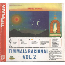 Cd Tim Maia - Racional Vol.2 #novo #lacrado