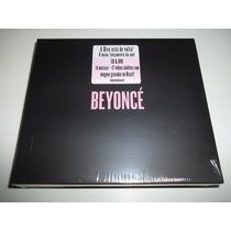 Cd + Dvd - Beyoncé Nacional Duplo Lacrado