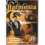 Dvd Harmonia Do Samba - Romântico Ao Vivo - Novo***