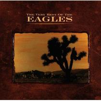 Cd Eagles The Very Best Of The Produto Lacrado