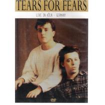 Tears For Fears Live In Koln - Germany Dvd Lacrado