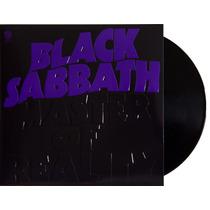 Lp Vinil Black Sabbath Master Of Reality Novo Importado