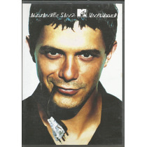 Dvd Alejandro Sanz - Mtv Unplugged - 2001