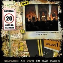 Cd Catedral 20 Anos Volume 1