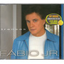 Fabio Jr Cd Single Promo Transas - Novo Lacrado Raro
