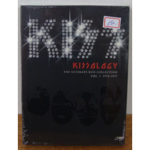 3 Dvd Kissology The Ultimate Kiss Collection Vol. 1 Lacrado