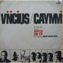Vinicius Caymmi No Zum Zum Quarteto Em Cy Oscar Castro Neves