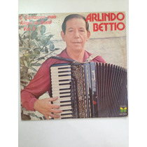 Vinil Lp - Arlindo Bettio - Vol.5
