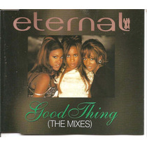 Cd Single - Eternal - Good Thing - The Mixes - Importado