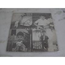 Lp Titas - 1988 Go Back + Encarte