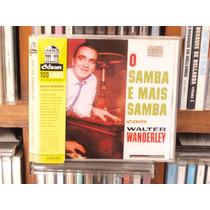 Cd O Samba É Mais Samba Com Walter Wanderley