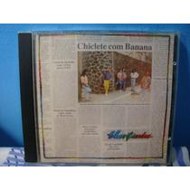 Chiclete Com Banana - Classificados - Cd Nacional Raro