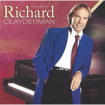 Cd The Music Of Richard Clayderman Original