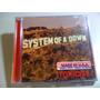 System Of A Down Toxicity (cd Lacrado & Selado) Made In Usa