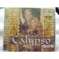 Cd Banda Calypso Vol. 8 Joelma 100% Original Lacrado