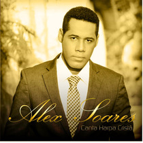 Cd Alex Soares Harpa Cristã Bonus Playback