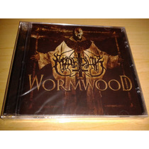 Marduk - Wormwood Cd Lacrado - Mayhem Bathory Darkthrone