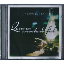 Cd Asaph Borba - Quero Ser Encontrado Fiel [original]
