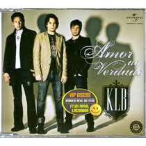 Klb Cd Single Amor De Verdade - Novo Lacrado Raro