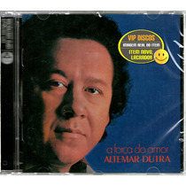 Cd Altemar Dutra A Forca Do Amor 1972 - Raro