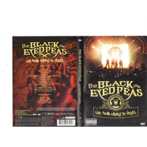 Dvd The Black Eyed Peas, Live From Sydney To Vegas, Original