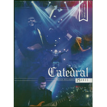 Catedral - 25 Anos - Música Inteligente | Box 2 Cds + 1 Dvd