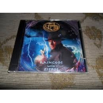 Cd Fish -raingods With Zippos-ex Vocal Do Marilion-lacrado