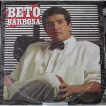 Lp Axé Lambada: Beto Barbosa - Louca Magia 1988 Frete Grátis
